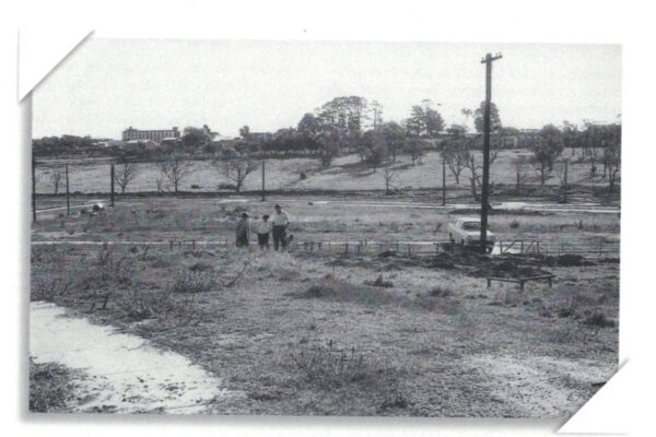 The Westerfield Estate in 1963